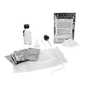 Pure glycolic acid powder