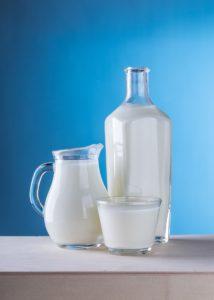 milk as diy skin care